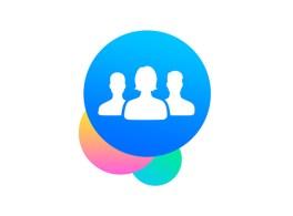 O aplicativo Grupos do Facebook foi apresentado.