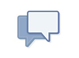 Lançamento do Bate-papo do Facebook.