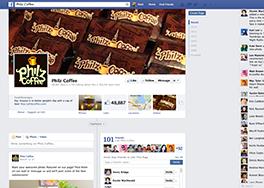40 milhões de Páginas ativas de pequenas empresas no Facebook.