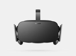 Anúncio do Oculus Rift.