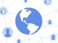 Lançamento do Facebook em espanhol.