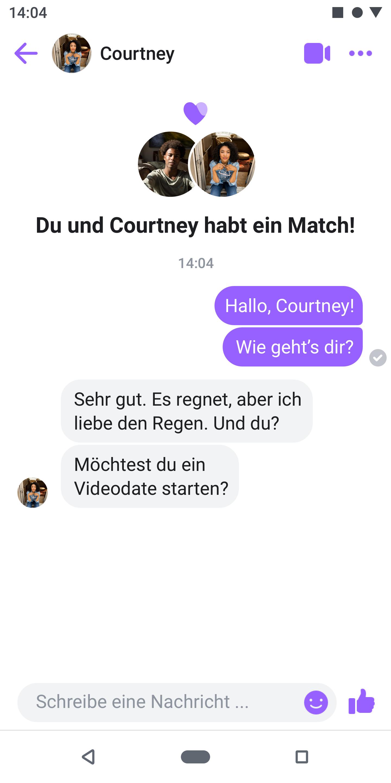 dating nach interessen)