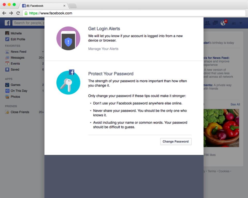 Security Checkup_Passwords