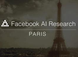 Eröffnung von Facebook AI Research Paris