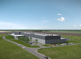 Facebook kündigt den Bau eines neuen Rechenzentrums in Altoona, Iowa, an.