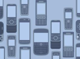 """Mehr als 100 Millionen Menschen nutzen jeden Monat """"Facebook für jedes Handy""""."""