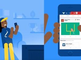 Einführung von Facebook Sports Stadium