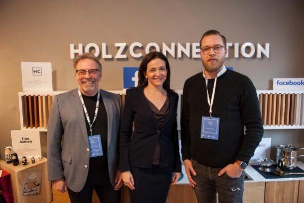 Facebook KMU-Beirat bei Holzconnection