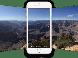 Se han presentado las fotos de 360º de Facebook.