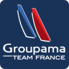Logo groupama team france