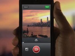 Lancement de la Vidéo sur Instagram.