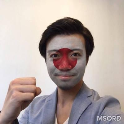 MSQRD_ニッポンマスク