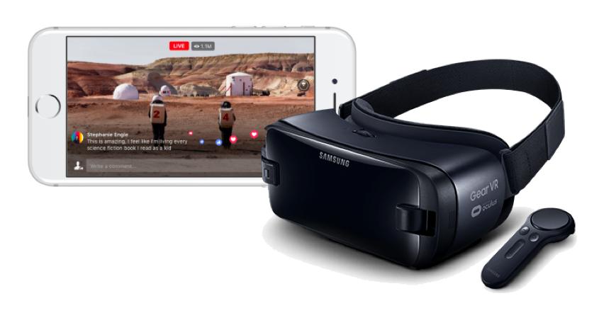 Live 360 4K + VR