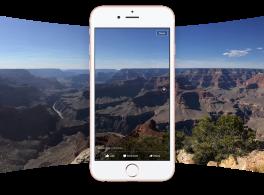 360度写真がFacebookに登場。