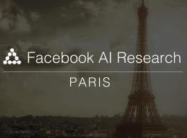 Facebook AI Research Paris 오픈