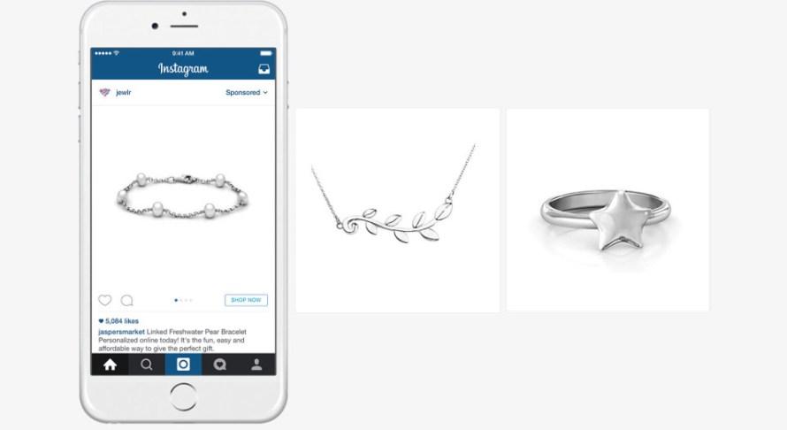 Dynamic Ad for Instagram - Jewlr 3