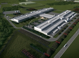 Comienza la construcción de un centro de datos en Fort Worth, Texas.