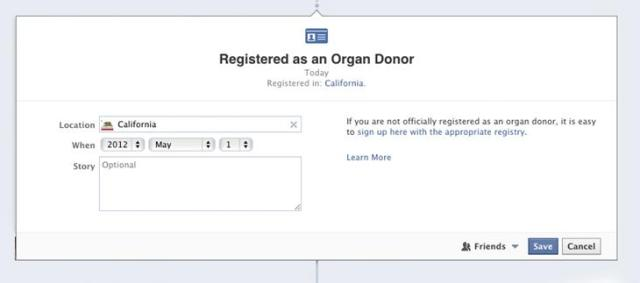 Organ Donation: Life Event