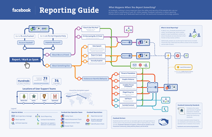 Reporting Infographic