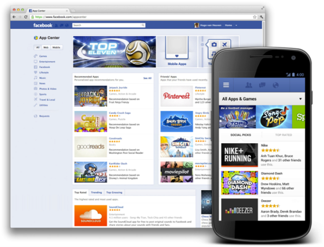 App Center International