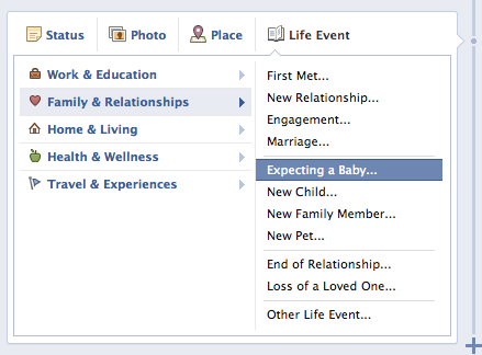 Expecting a Baby