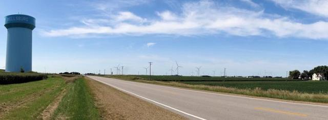 A New Wind for Iowa