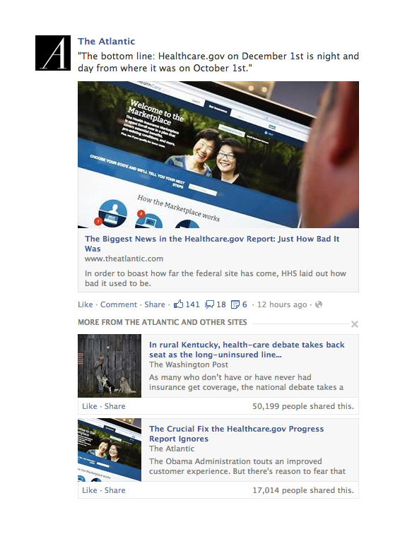 News Feed FYI: Helping You Find More News to Talk About
