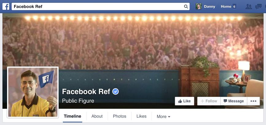 Facebook Ref