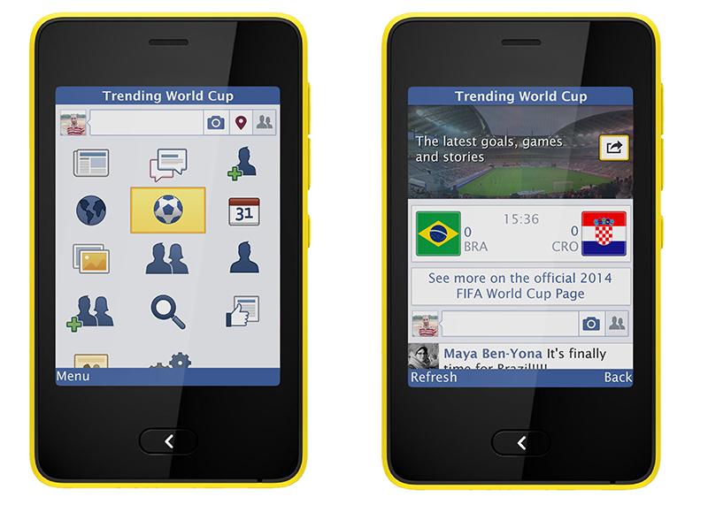 Trending World Cup Feature Phones