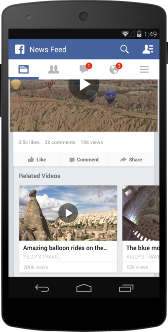 The Latest on Facebook Video