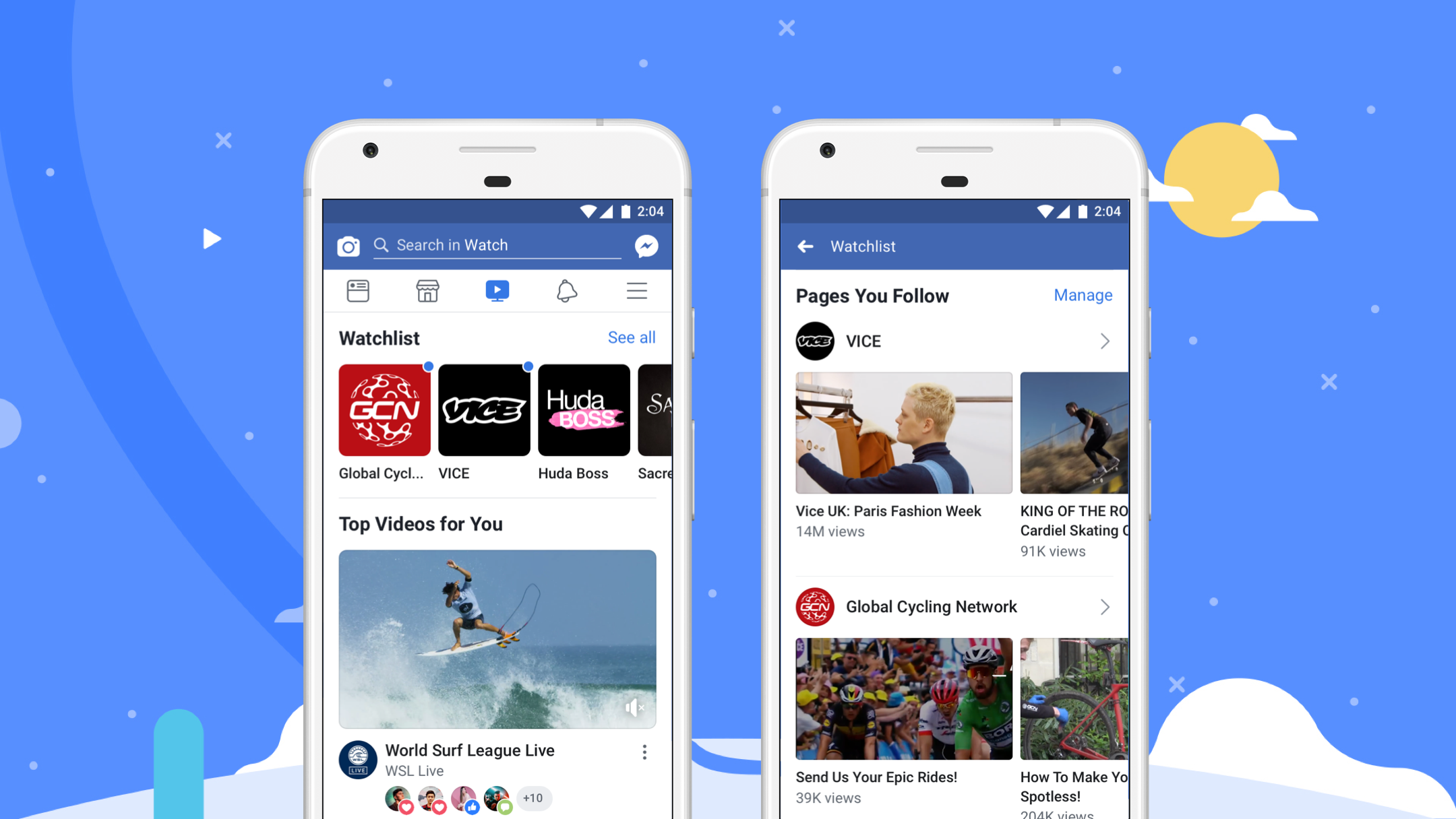 Facebook Watch Is Going Global About Facebook