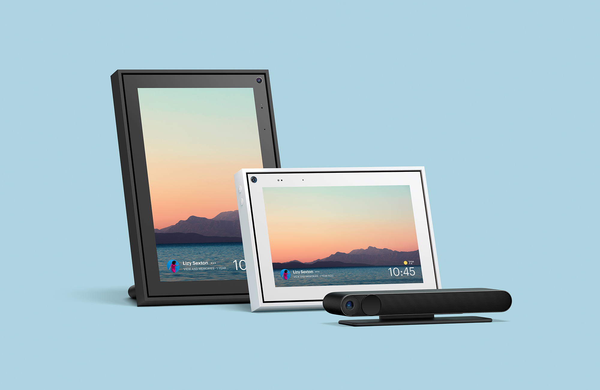 Meet The New Portal Family Smart Video Calling On Your Tv And Anywhere In Your Home About Facebook Facebook collects and may review voice data from interactions with the portal. meet the new portal family smart video