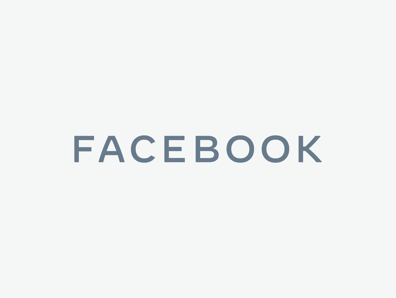 Facebook Wordmark