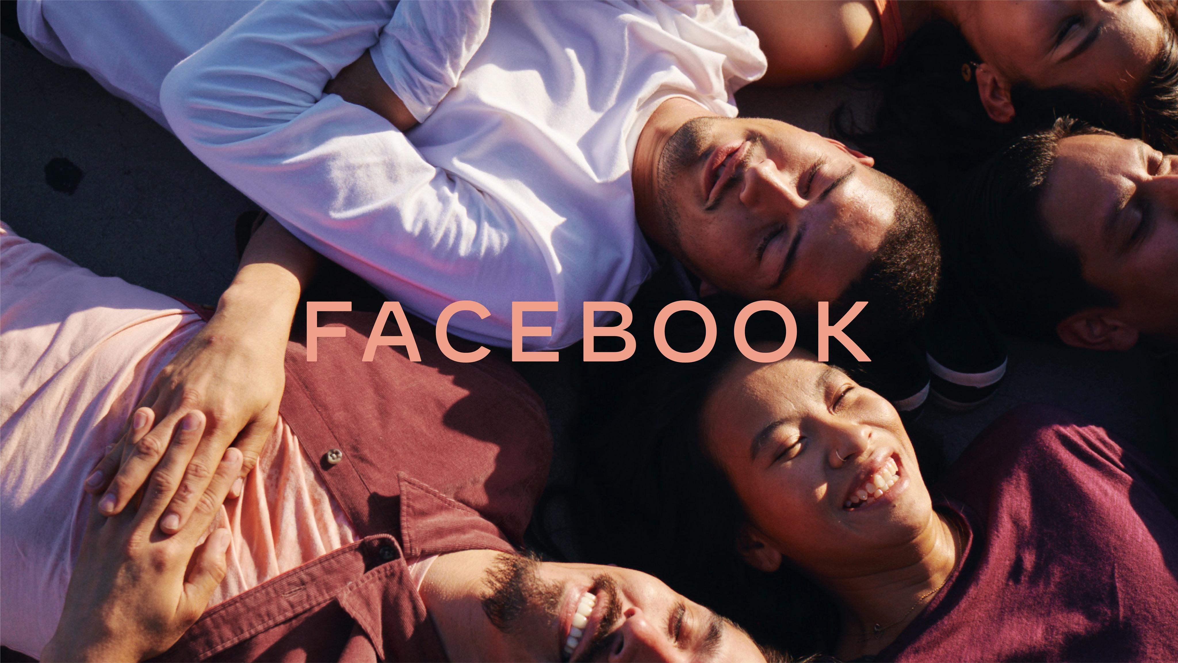 new Facebook company brand