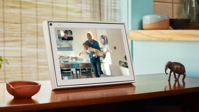 Portal Smart Camera Call