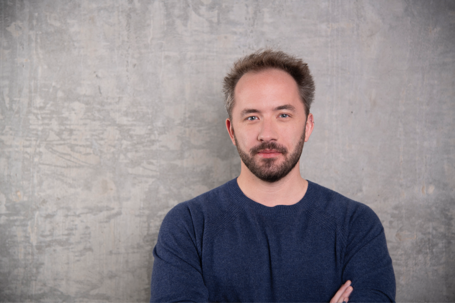 Photo of Drew Houston