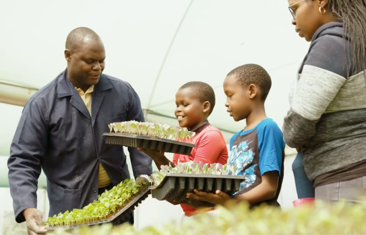 Growing a Farming Community Across Africa