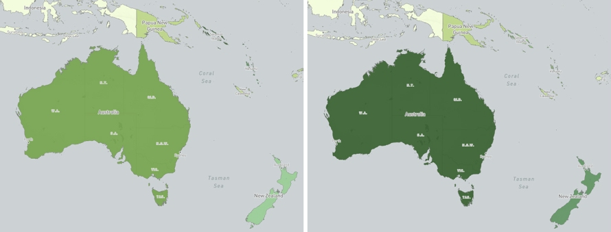 Climate Conversation Maps Australia