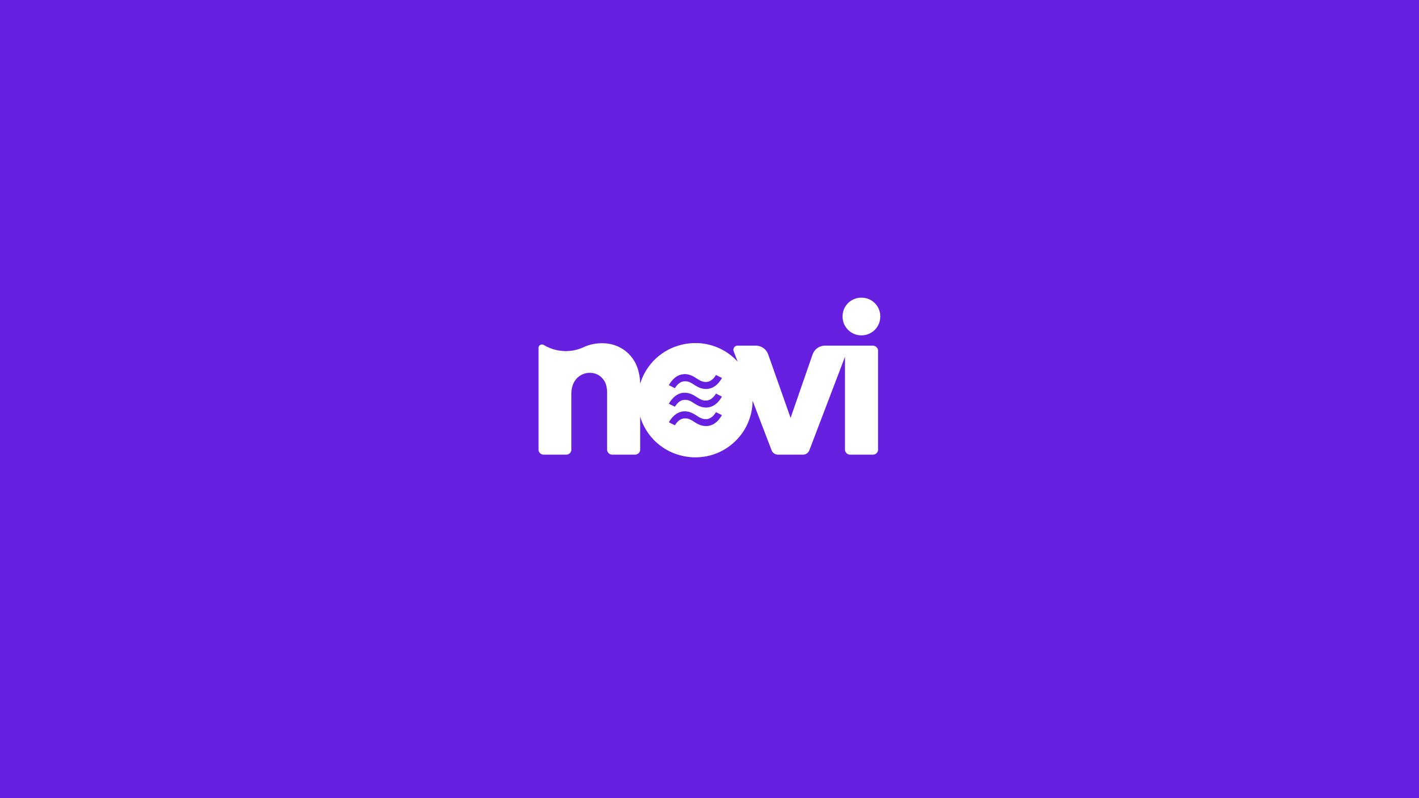 Novi wordmark