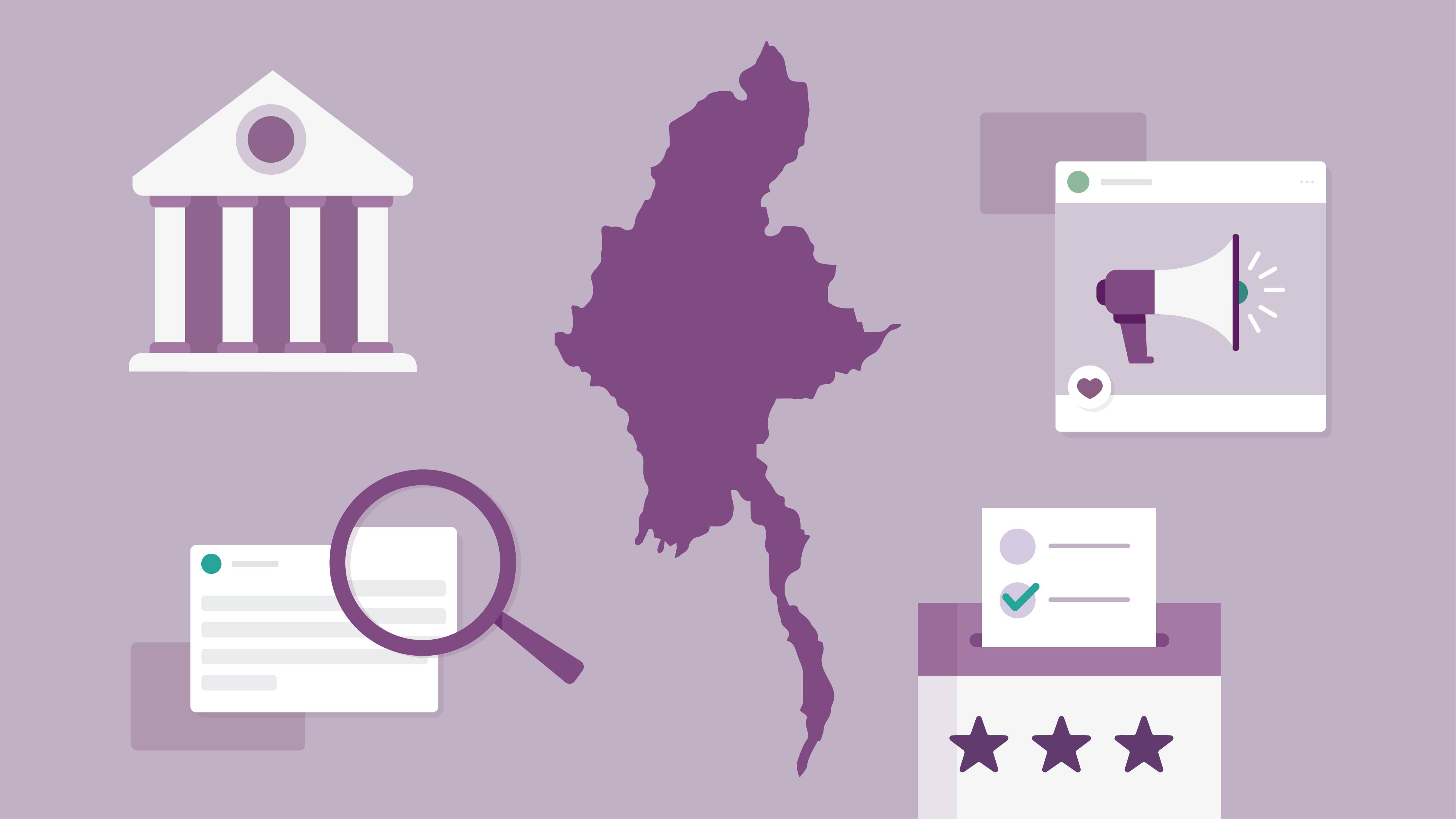 How Facebook Is Preparing for Myanmar's 2020 Election