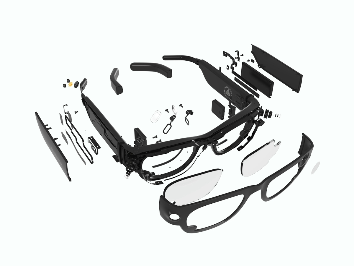 Announcing Project Aria: A Research Project on the Future of Wearable AR