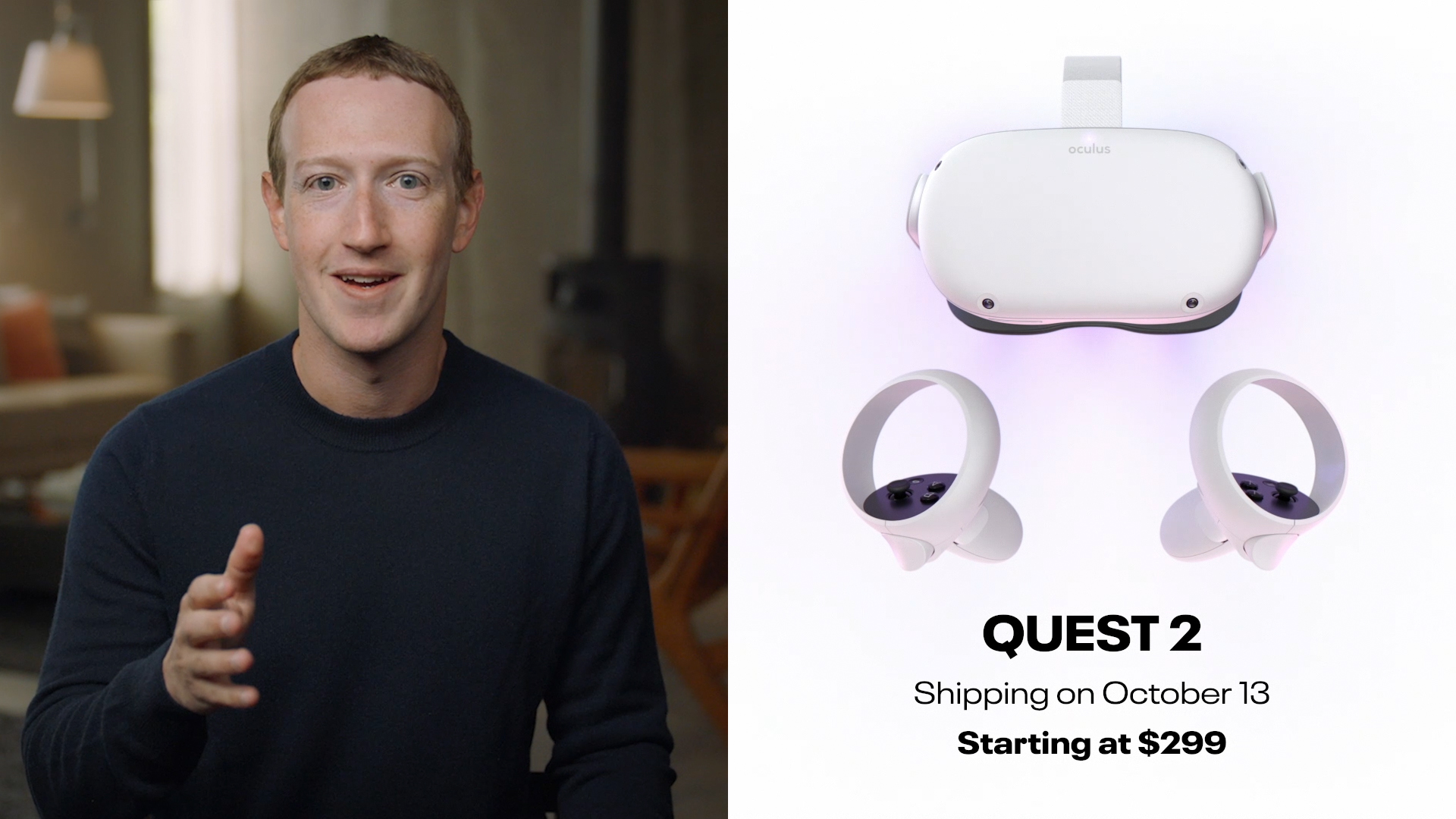 Photo of Mark Zuckerberg from Facebook Connect