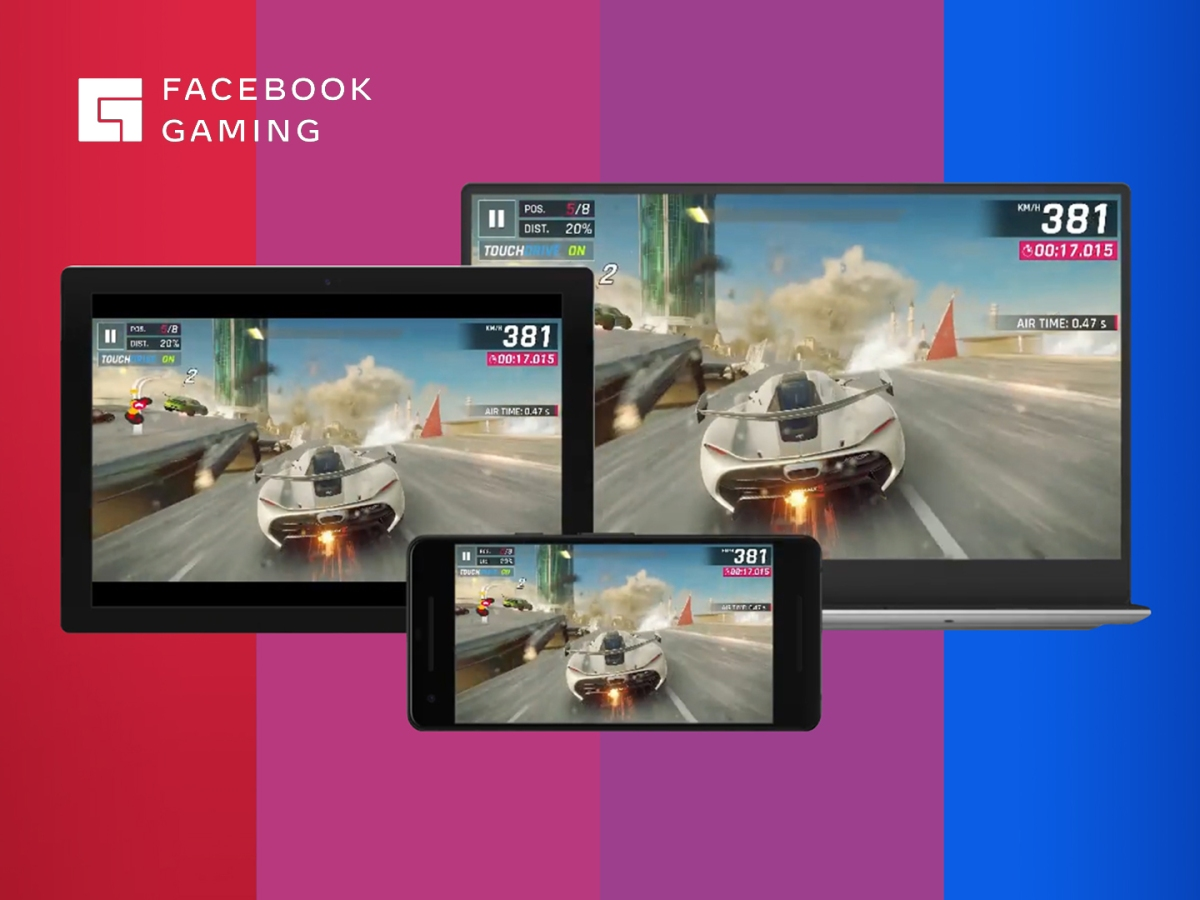 صورة Cloud Gaming, Meet Facebook Gaming