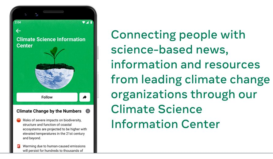 Climate Science Info Center graphic