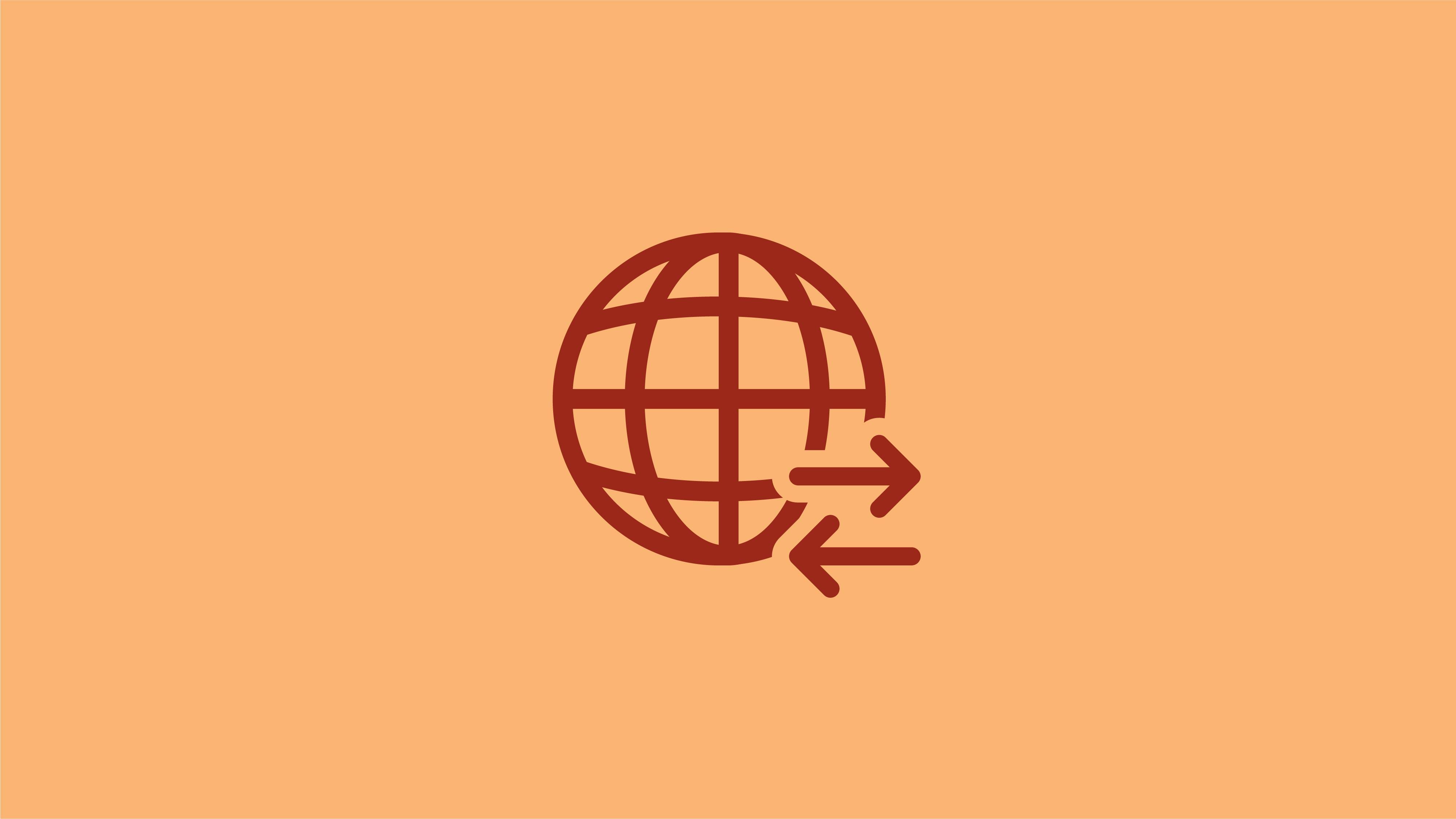 International Data Transfer graphic