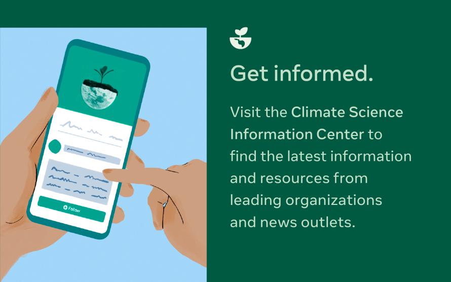 Climate Science Information Center illustration