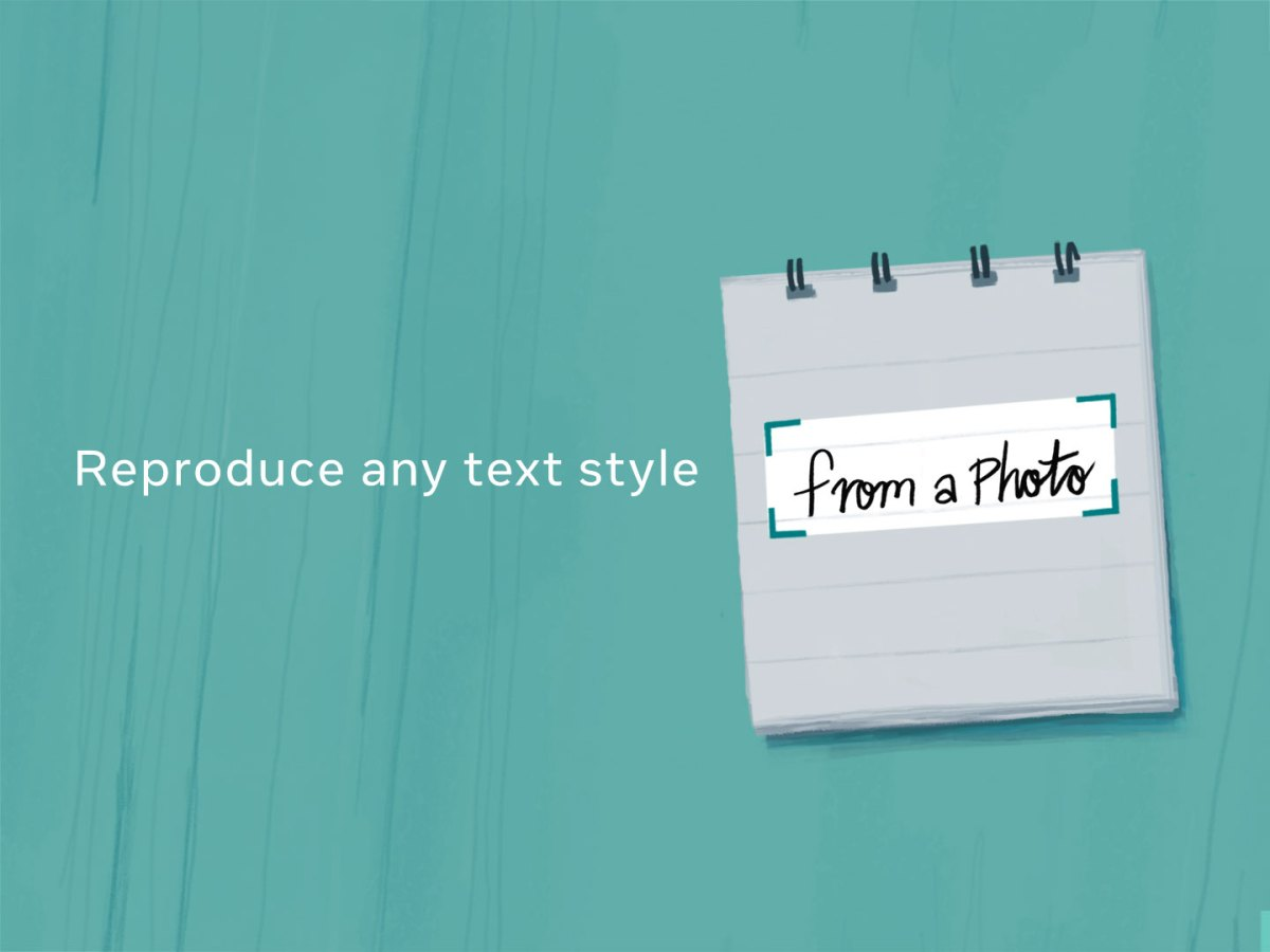 AI Can Now Copy Text Style in Images Using Just a Single Word