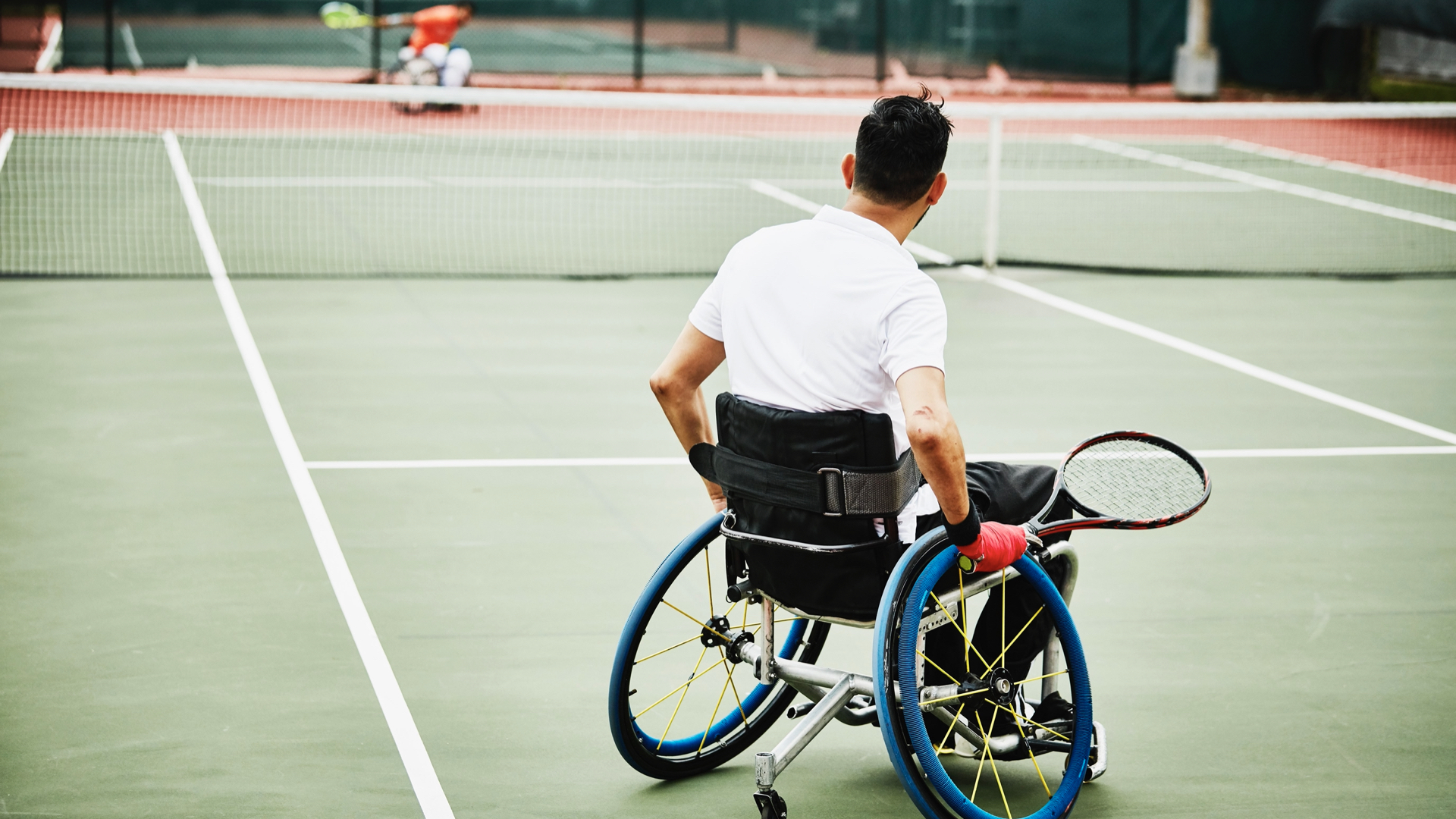 Image representing a Paralympic athlete