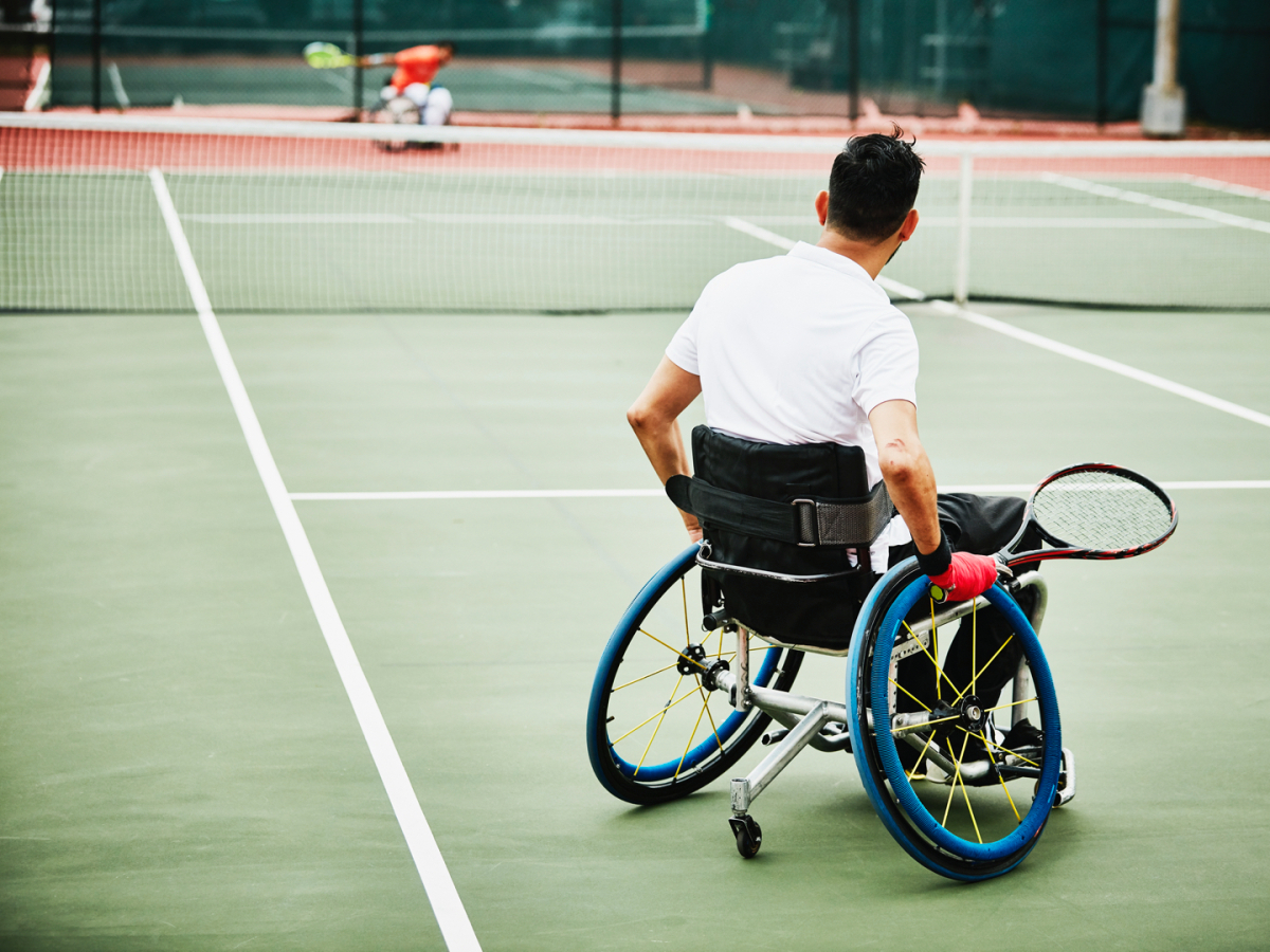 Bringing People Together Around the Paralympics
